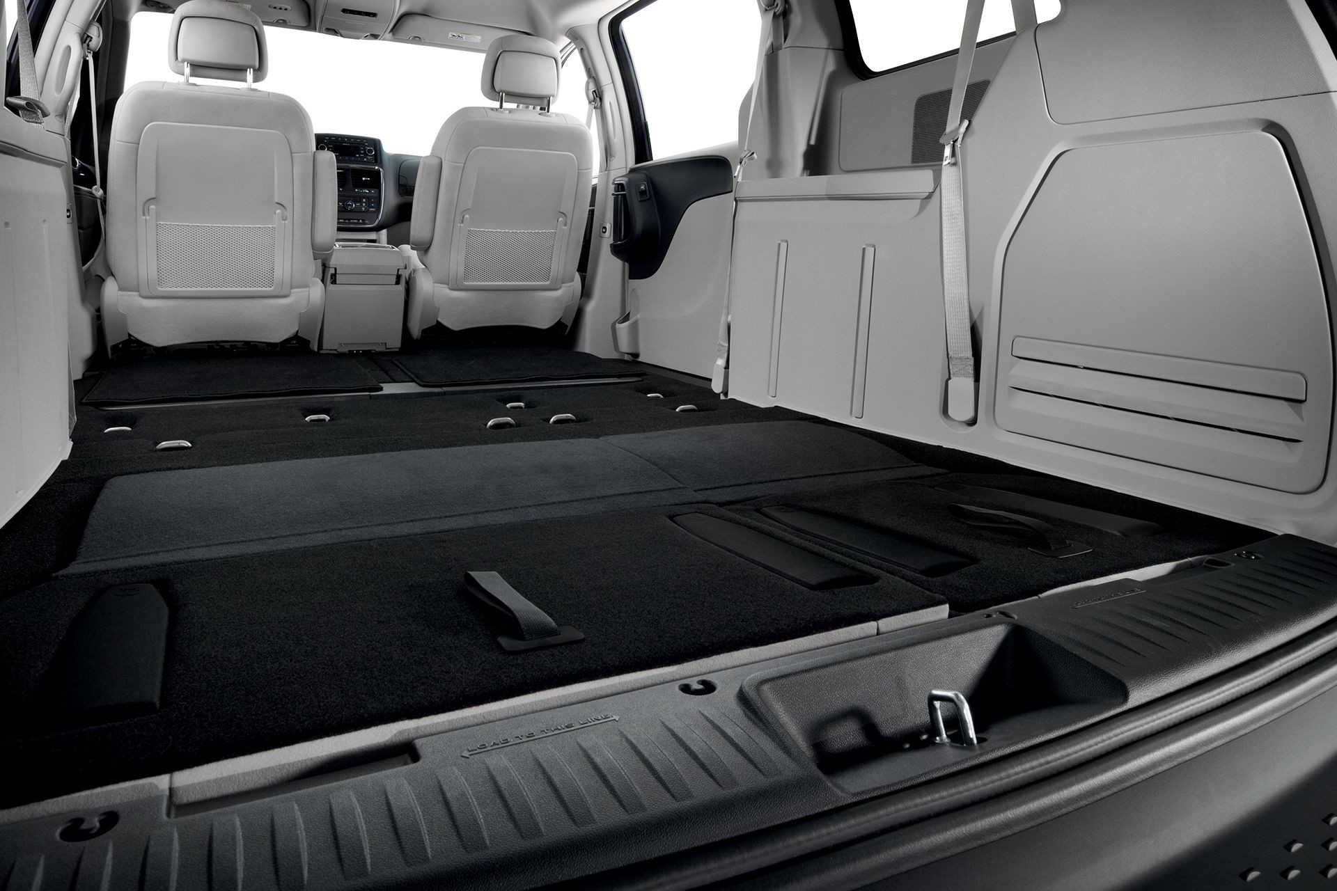 2018 Dodge Grand Caravan Gallery Interior Storage