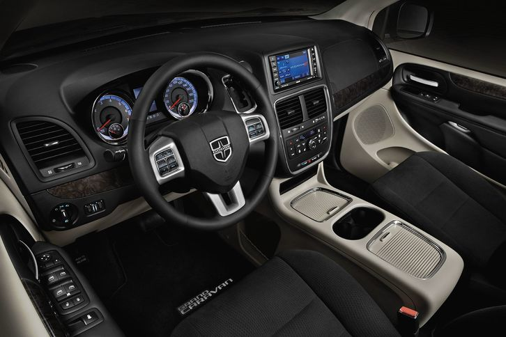 2018 Dodge Grand Caravan Dodge Canada