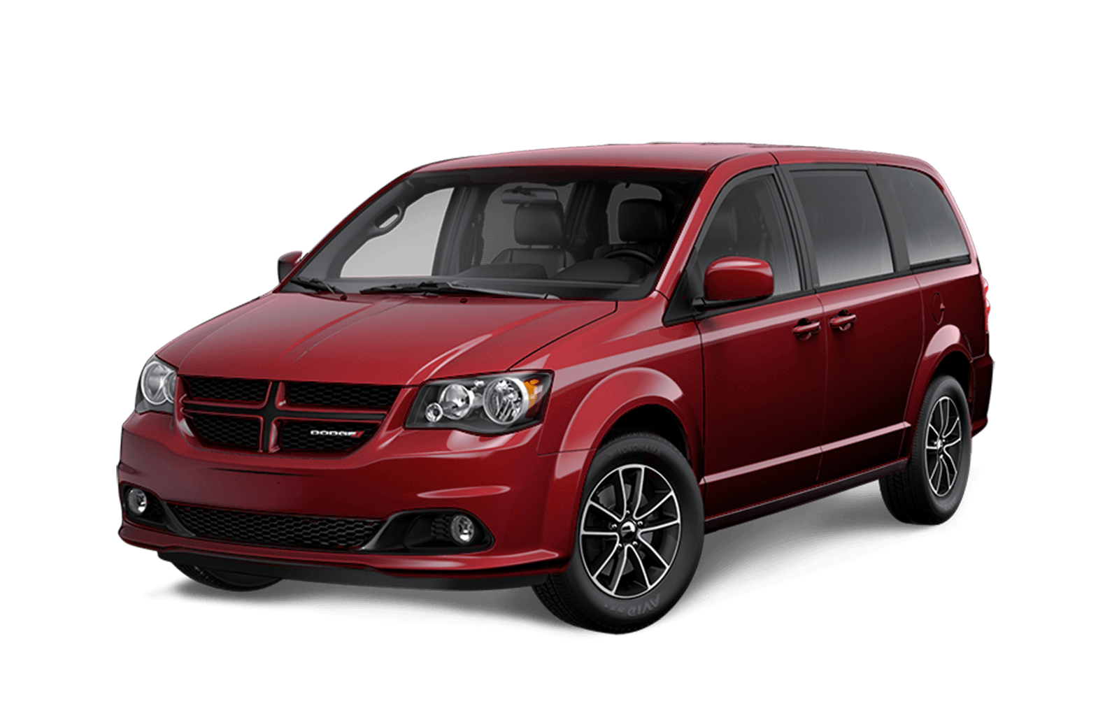 Hyundai Grand Caravan 2019 Rouge intense
