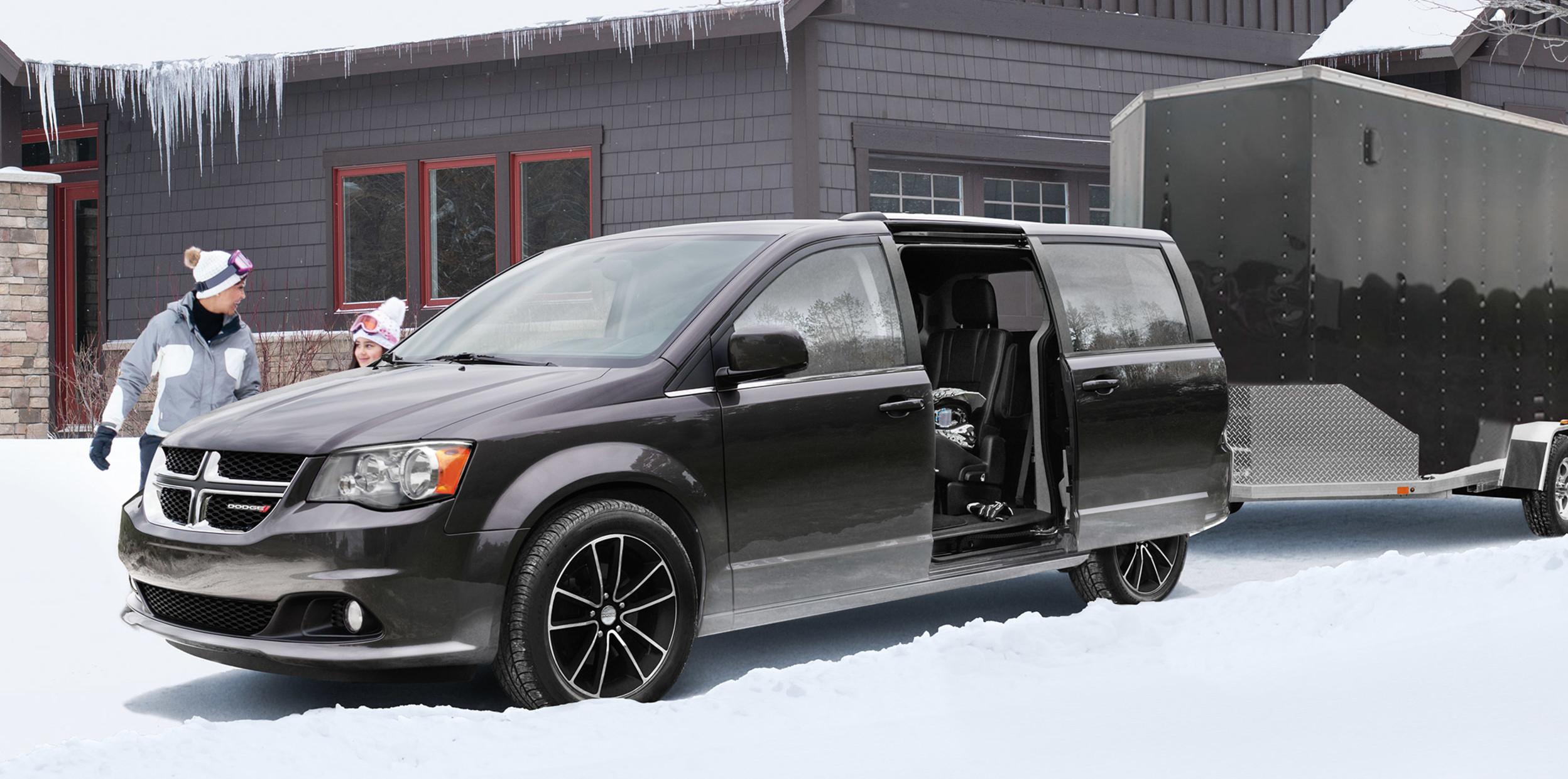2020 Dodge Grand Caravan Minivan Dodge Canada