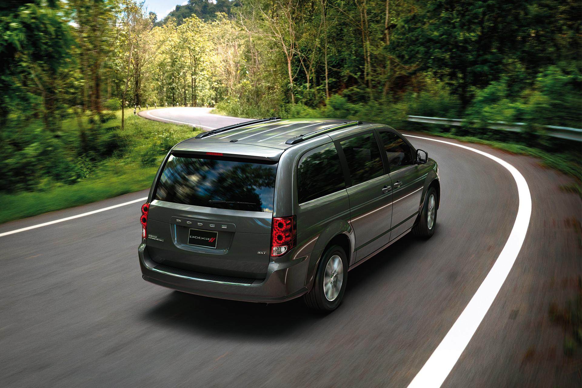 2020 Dodge Grand Caravan Exterior Gallery Dodge Canada