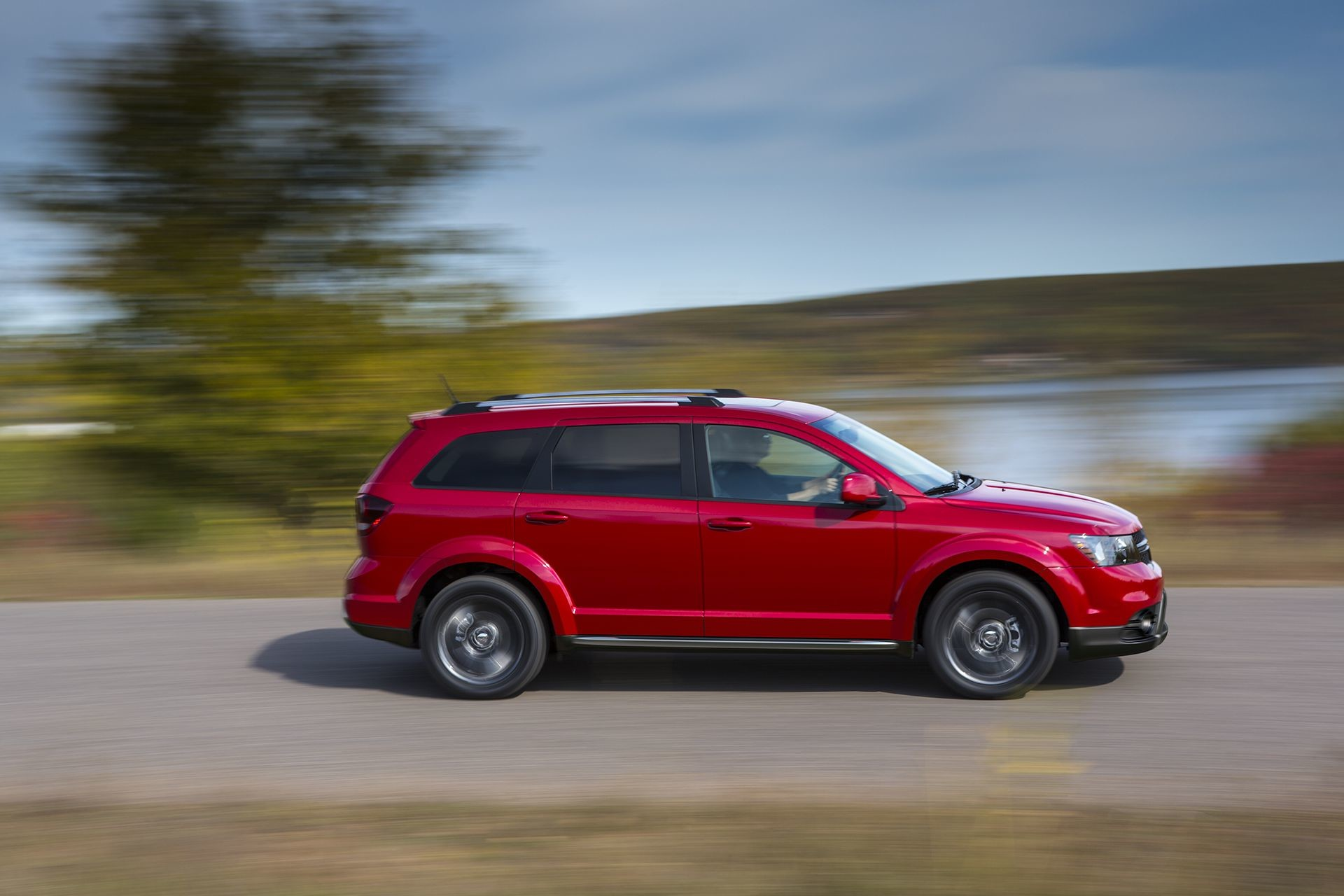 2018 Dodge Journey fuel efficient crossover