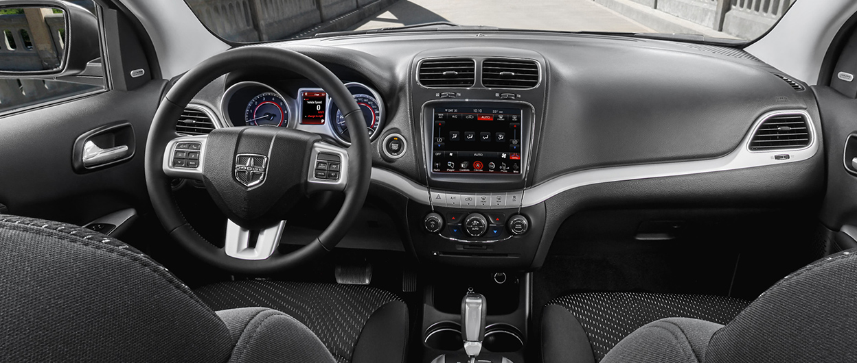 Dodge Journey Interior >> 2019 Dodge Journey Interior Gallery Dodge Canada