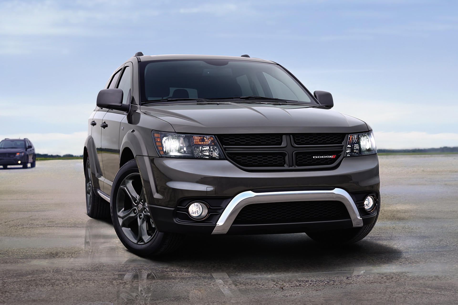2020 Dodge Journey Spy Shoot