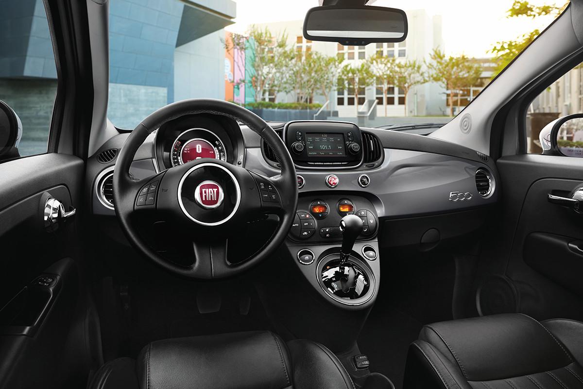 Extreem 2018 FIAT 500 - 4 Door Sub-Compact Car | FIAT Canada #IH18