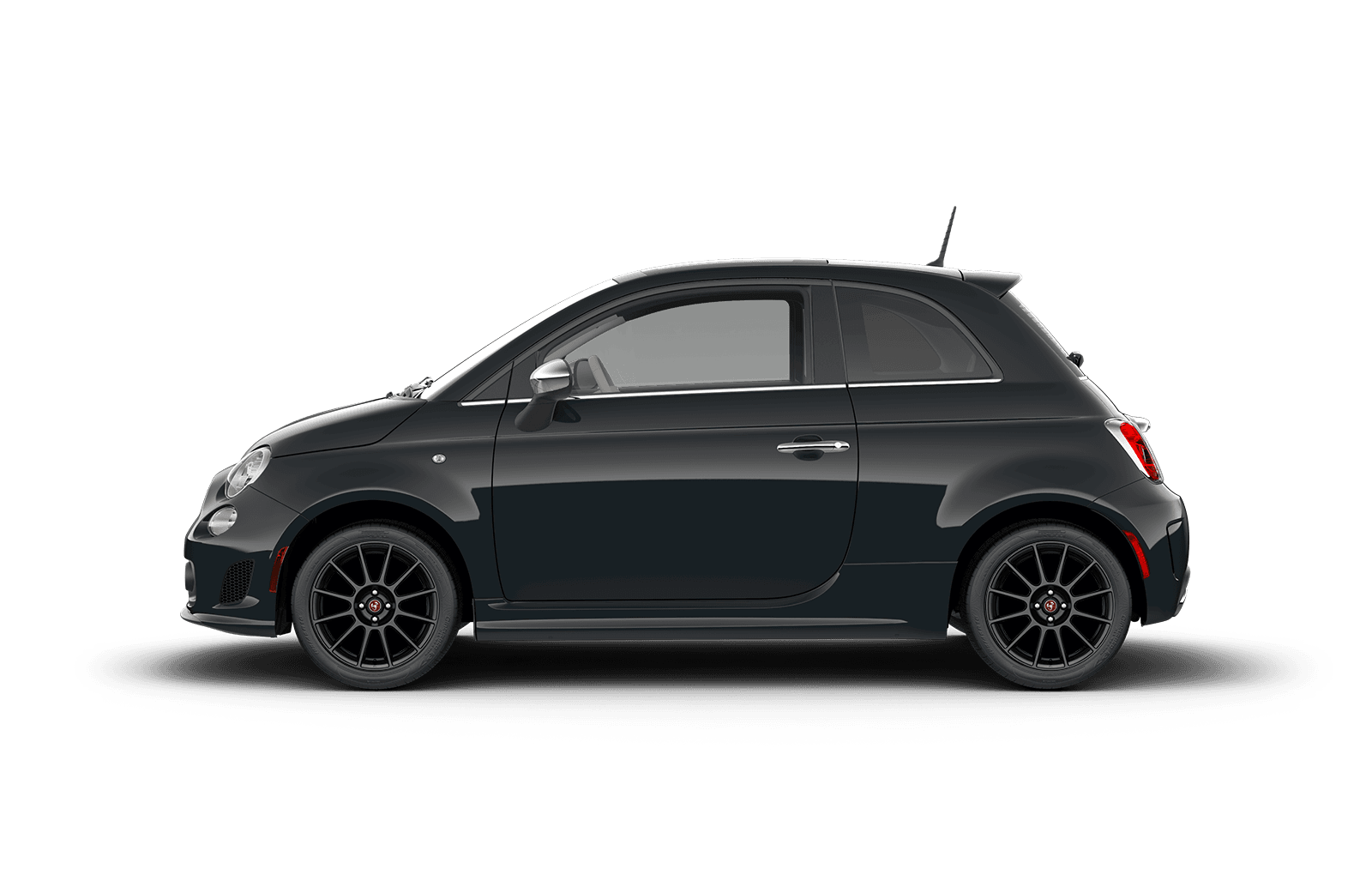 17-inch Hyper Black Forged Aluminum Wheels available on 2018 FIAT 500 Abarth