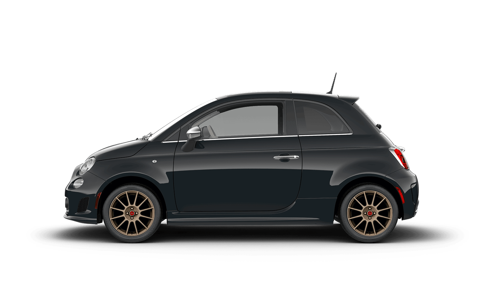 17-Inch Hyper Bronze Forged Aluminum Wheels  Available on 2019 FIAT 500 Abarth