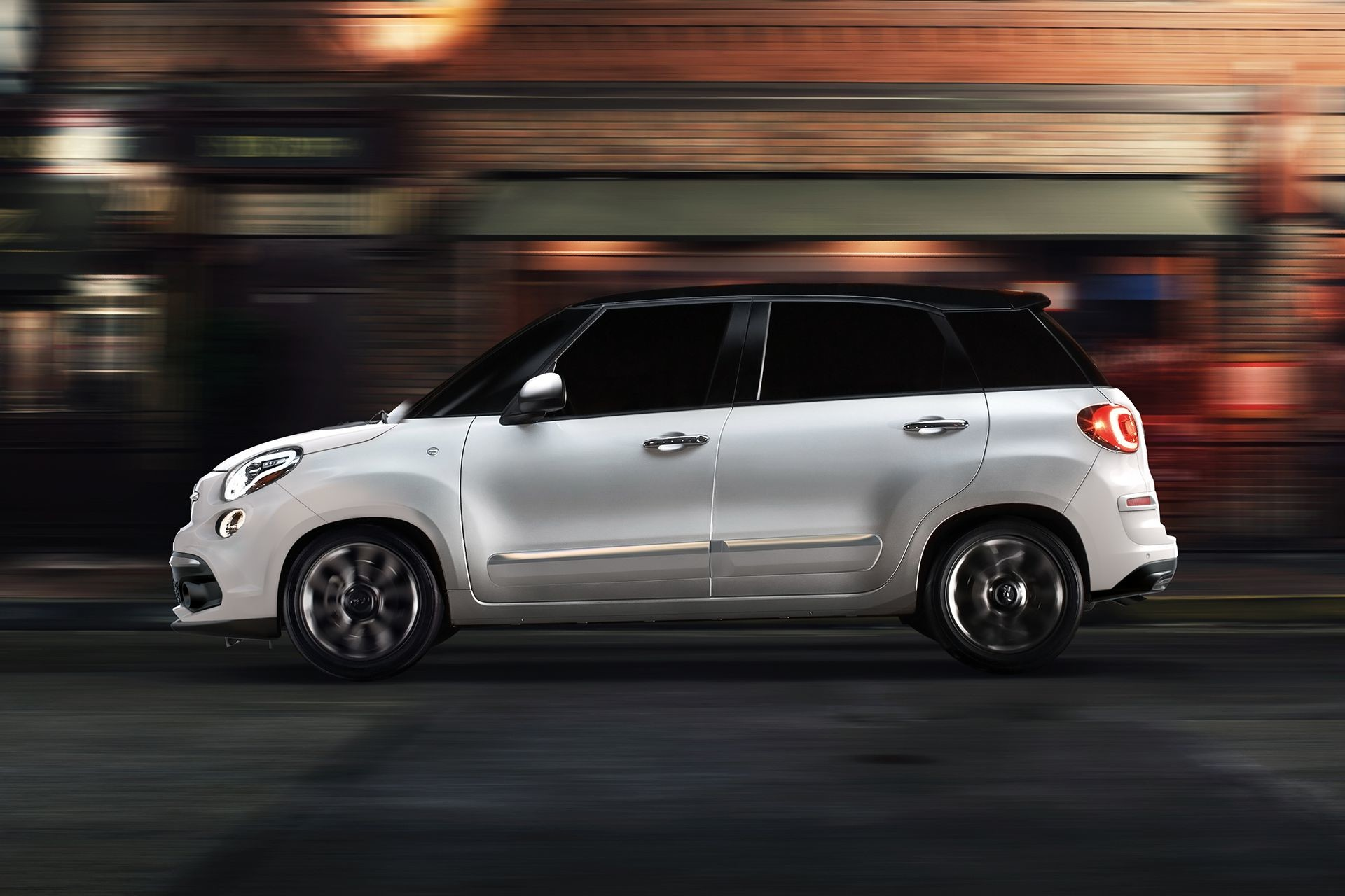 2018 Fiat 500l exterior every ride is safe and secure