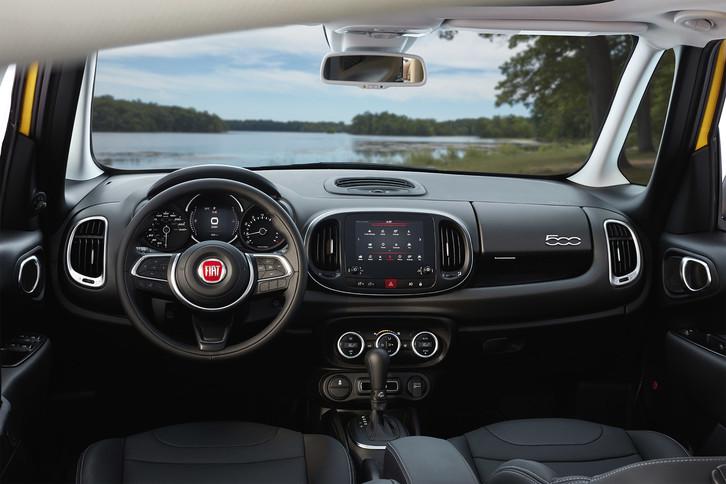 2019 Fiat 500l Fiat Canada