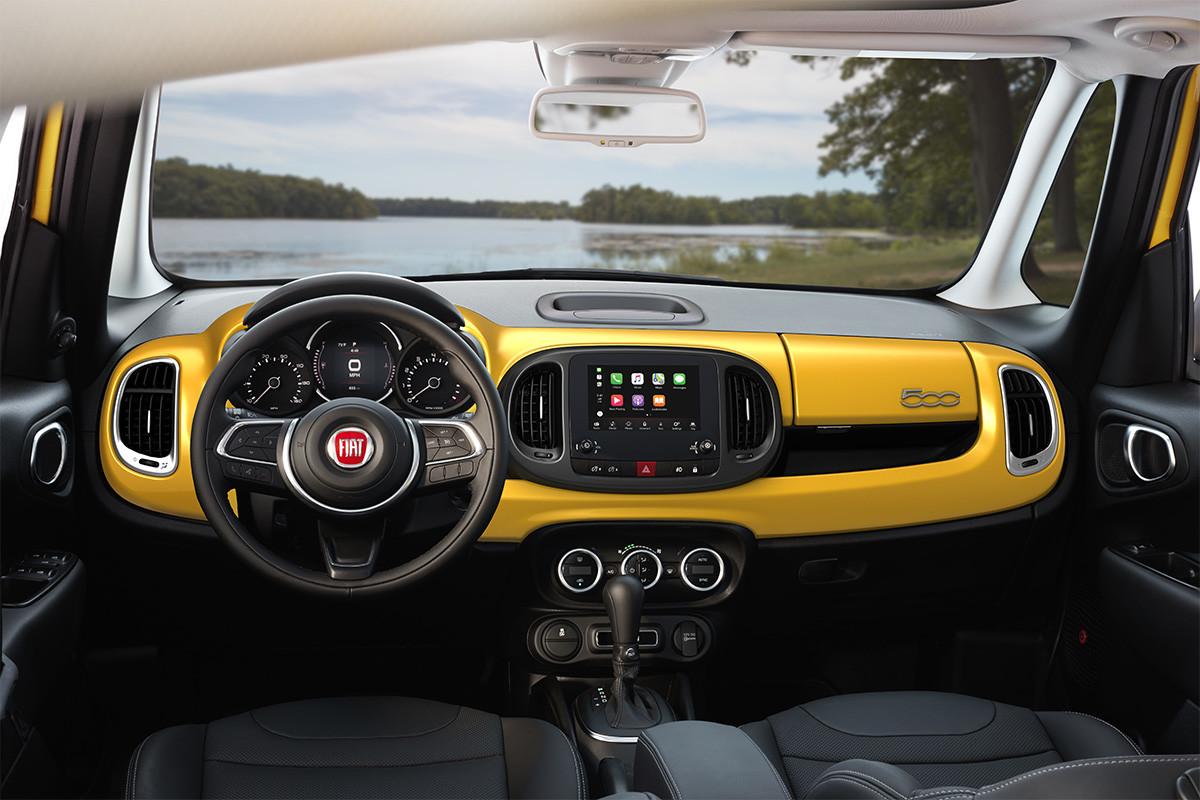 2020 Fiat 500l 4 Door Sub Compact Car Fiat Canada