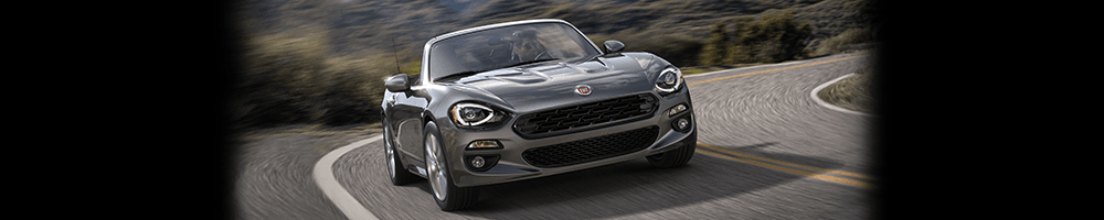 FIAT<sup>®</sup> 124 Spider has the Most Powerful 4-cylinder in its Class