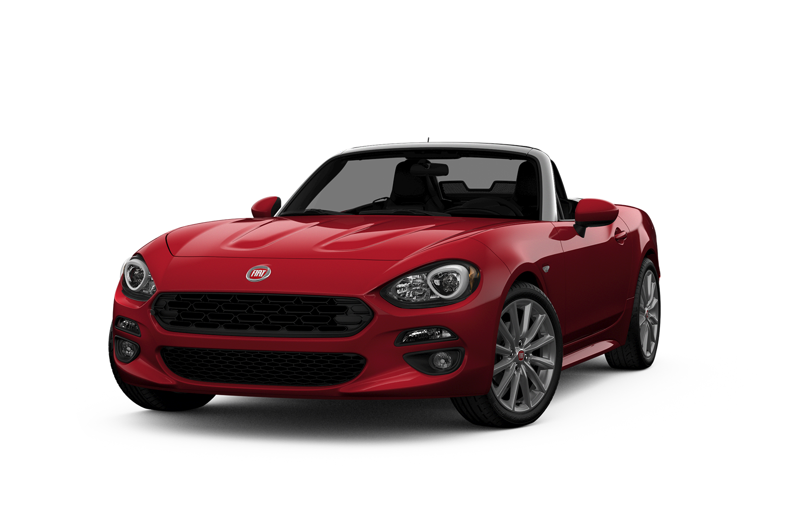 Hyundai 124 Spider 2019 Rouge hypnotique