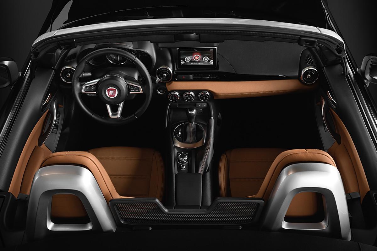 2019 Fiat 124 Spider Italian Convertible Car Fiat Canada