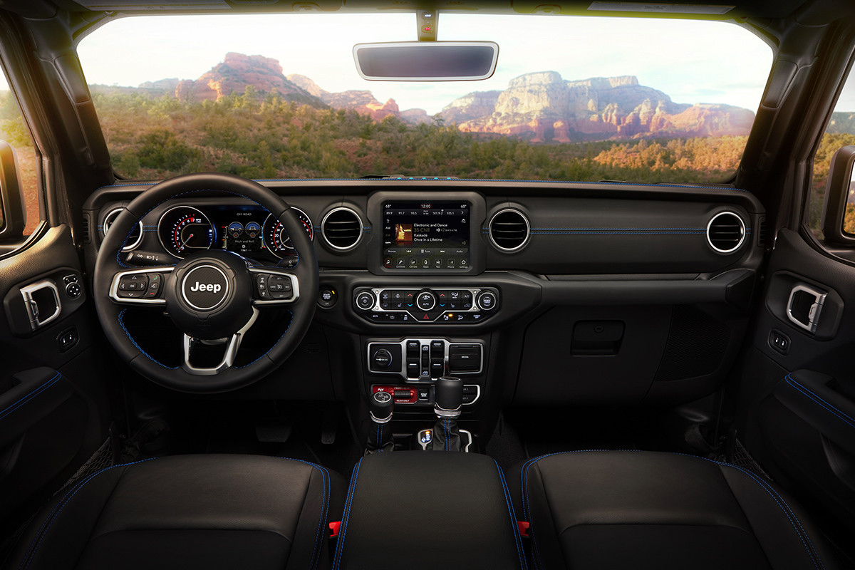 The New 2021 Jeep Wrangler 4xe Jeep Canada