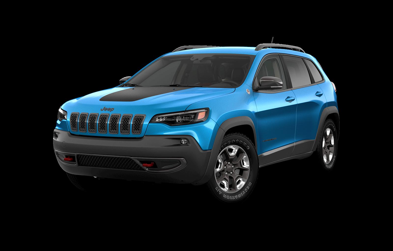 Hyundai Cherokee 2019 Couche nacrée bleu hydro