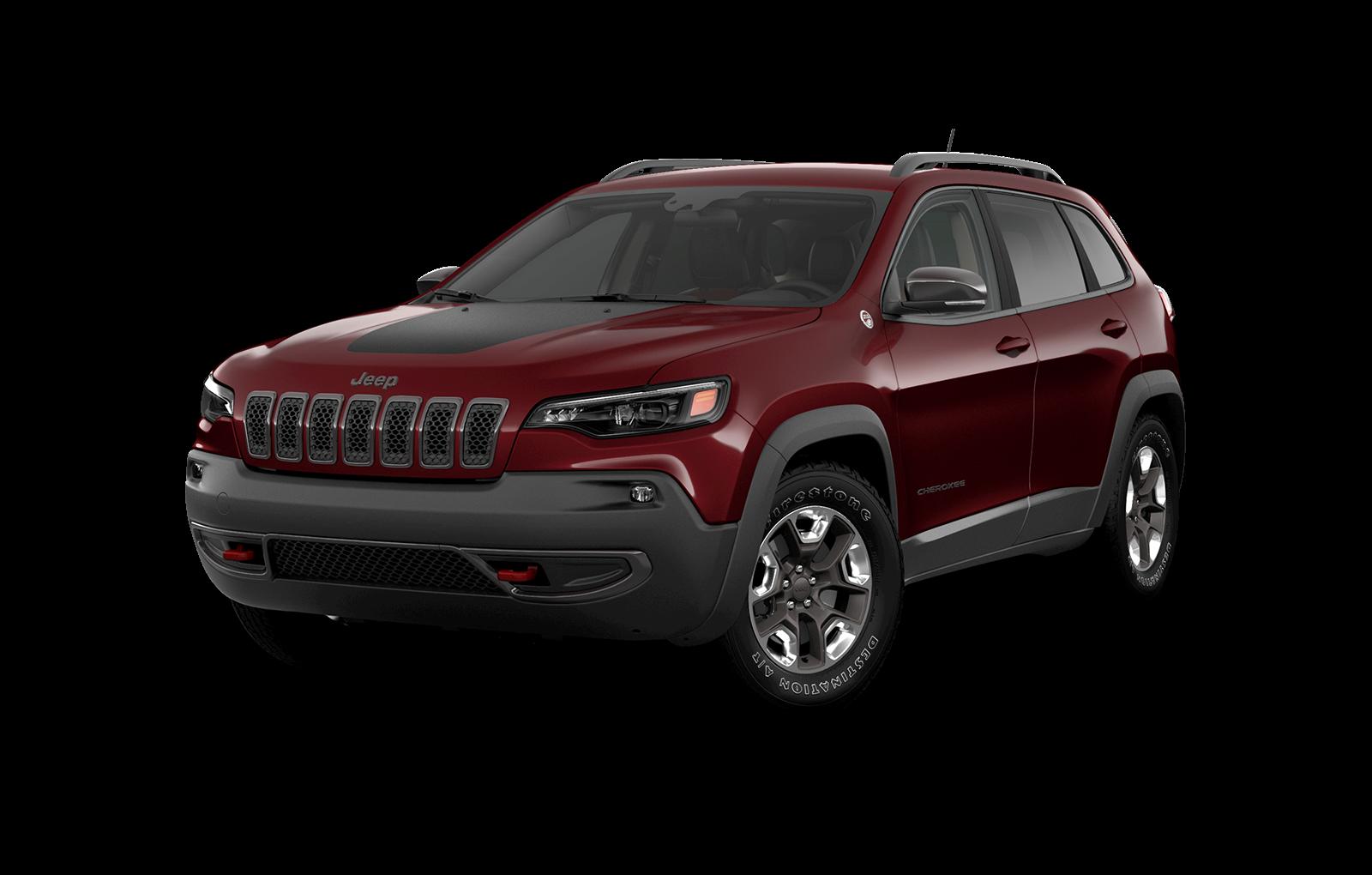 Hyundai Cherokee 2019 Couche nacrée rouge velours