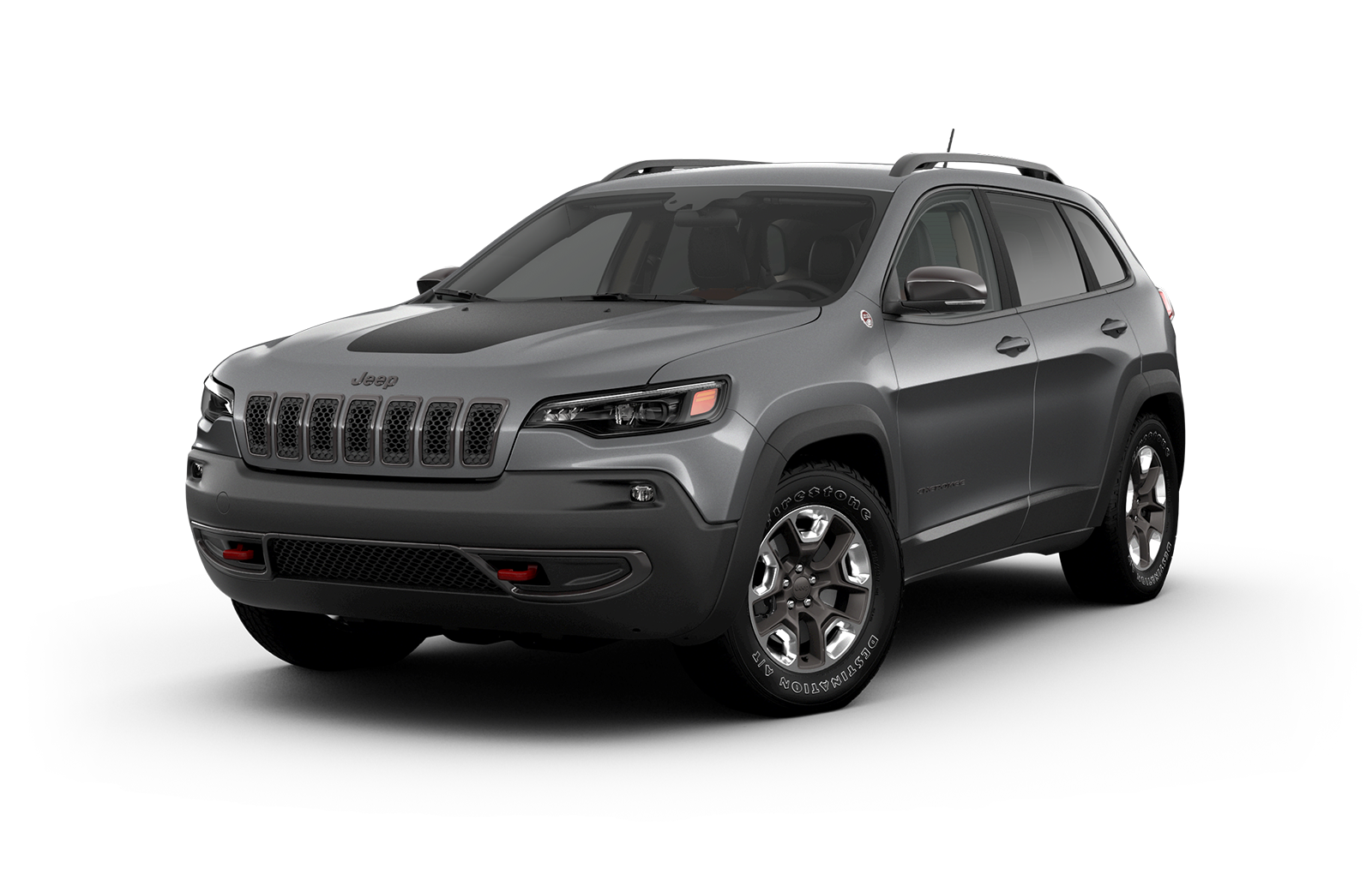 Hyundai Cherokee 2019 Gris acier métallisé