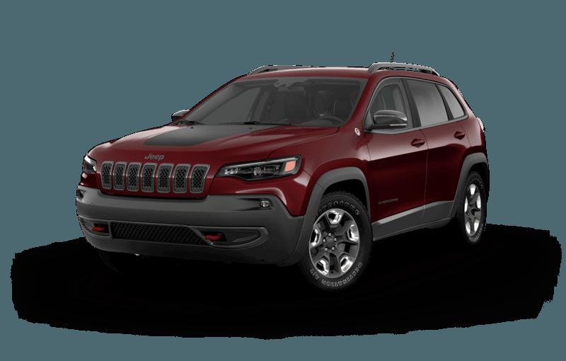 new 2019 jeep cherokee mid size suv