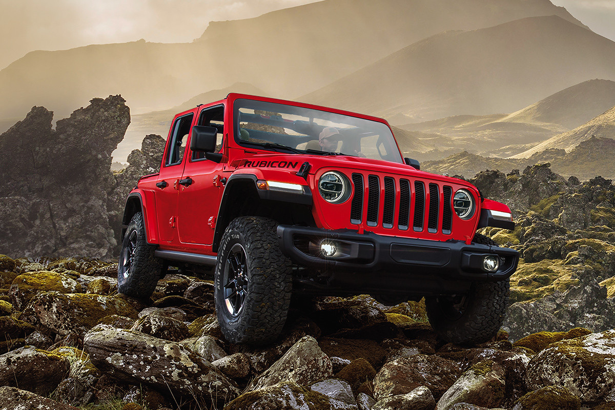 Jeep 4x4 Systems | Jeep Canada