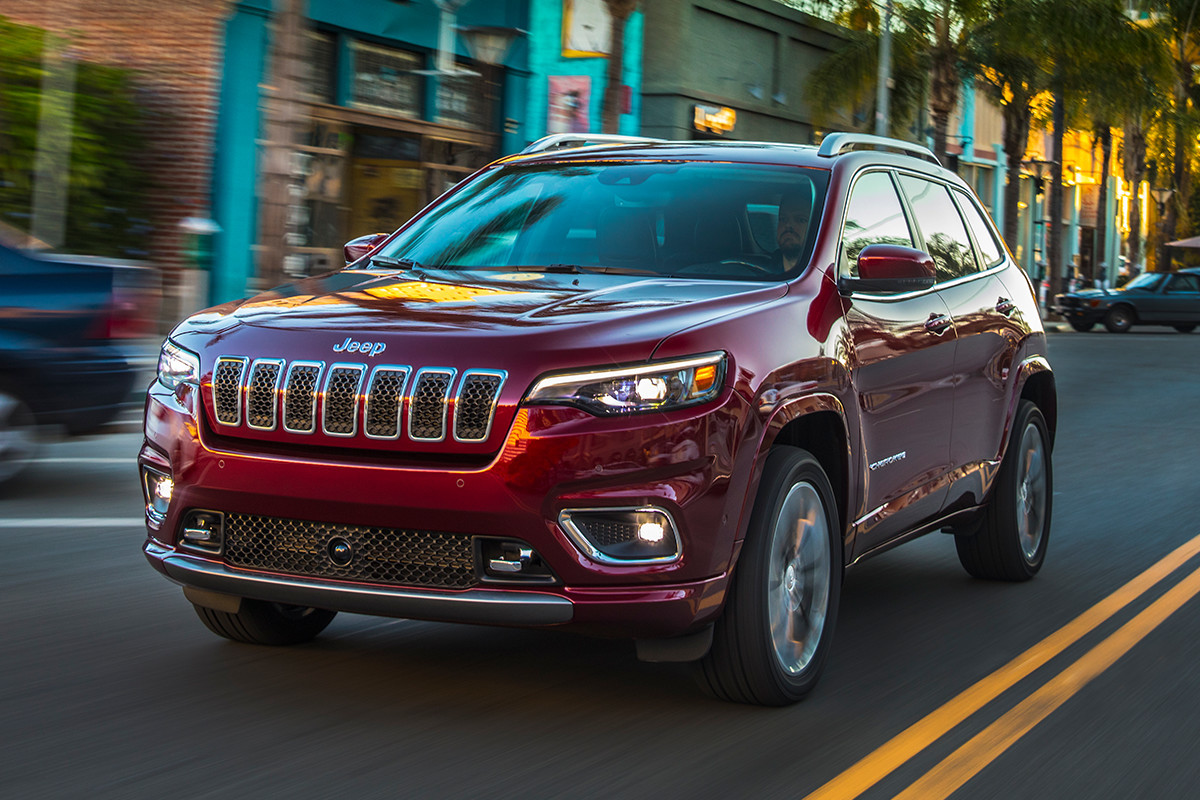 Jeep Cherokee | Parksville Chrysler Ltd