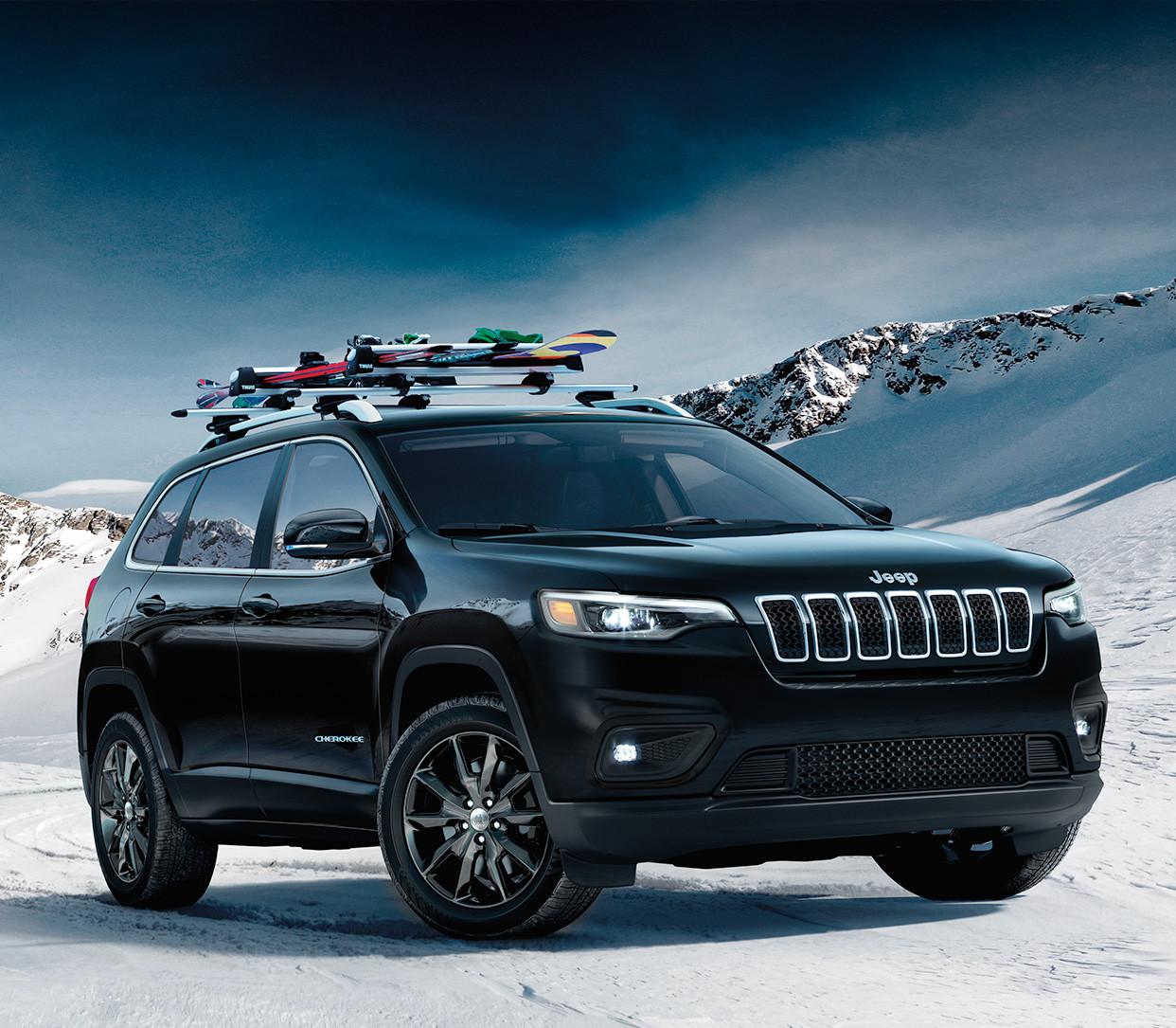 New Jeep Cherokee >> New 2019 Jeep Cherokee Mid Size Suv