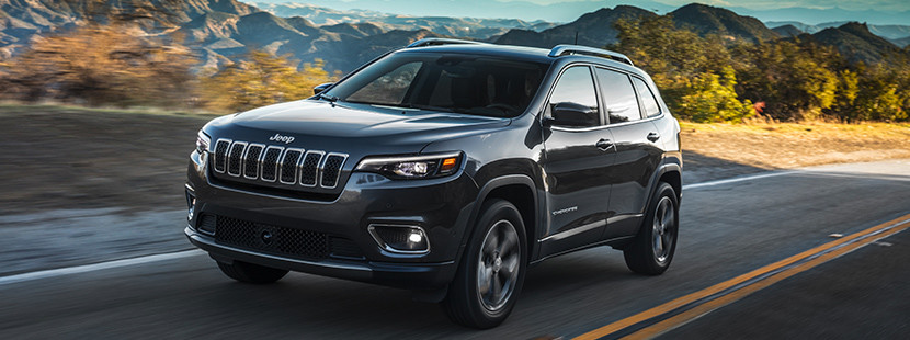 New Jeep Cherokee >> New 2019 Jeep Cherokee Mid Size Suv
