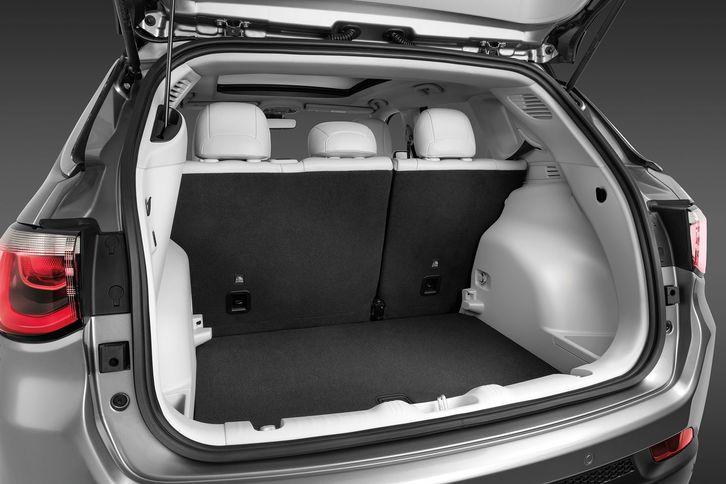 2018 Jeep Compass Compact SUV | Jeep Canada