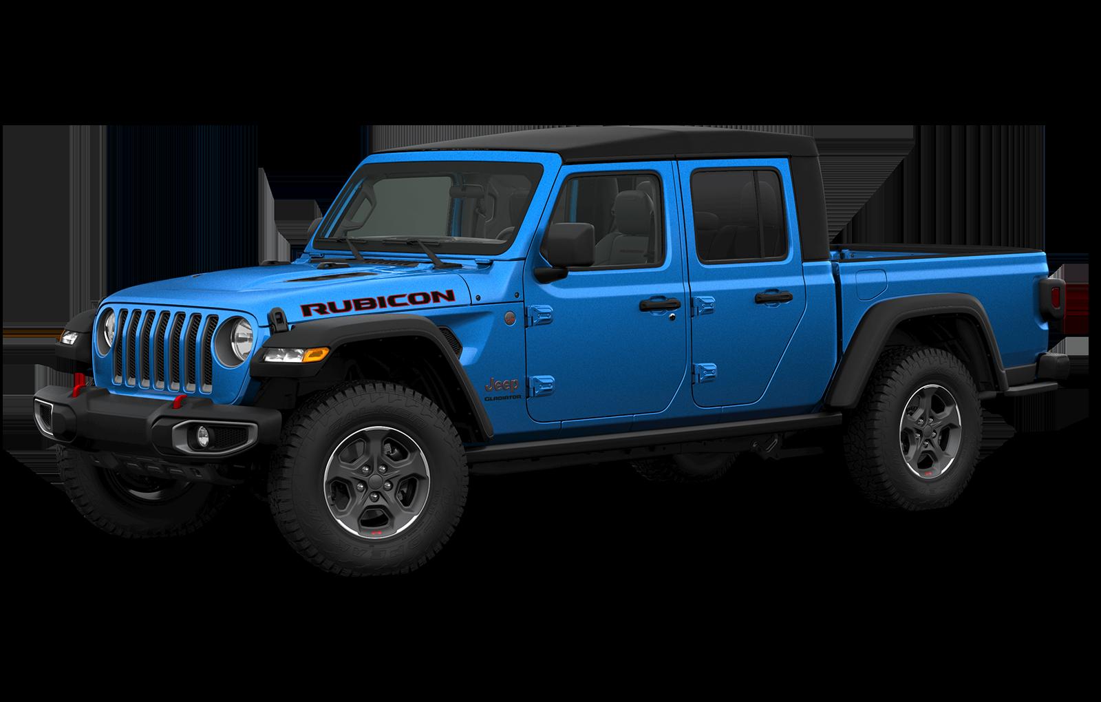 Hyundai Gladiator 2020 Bleu hydro (Livrable ultérieurement)