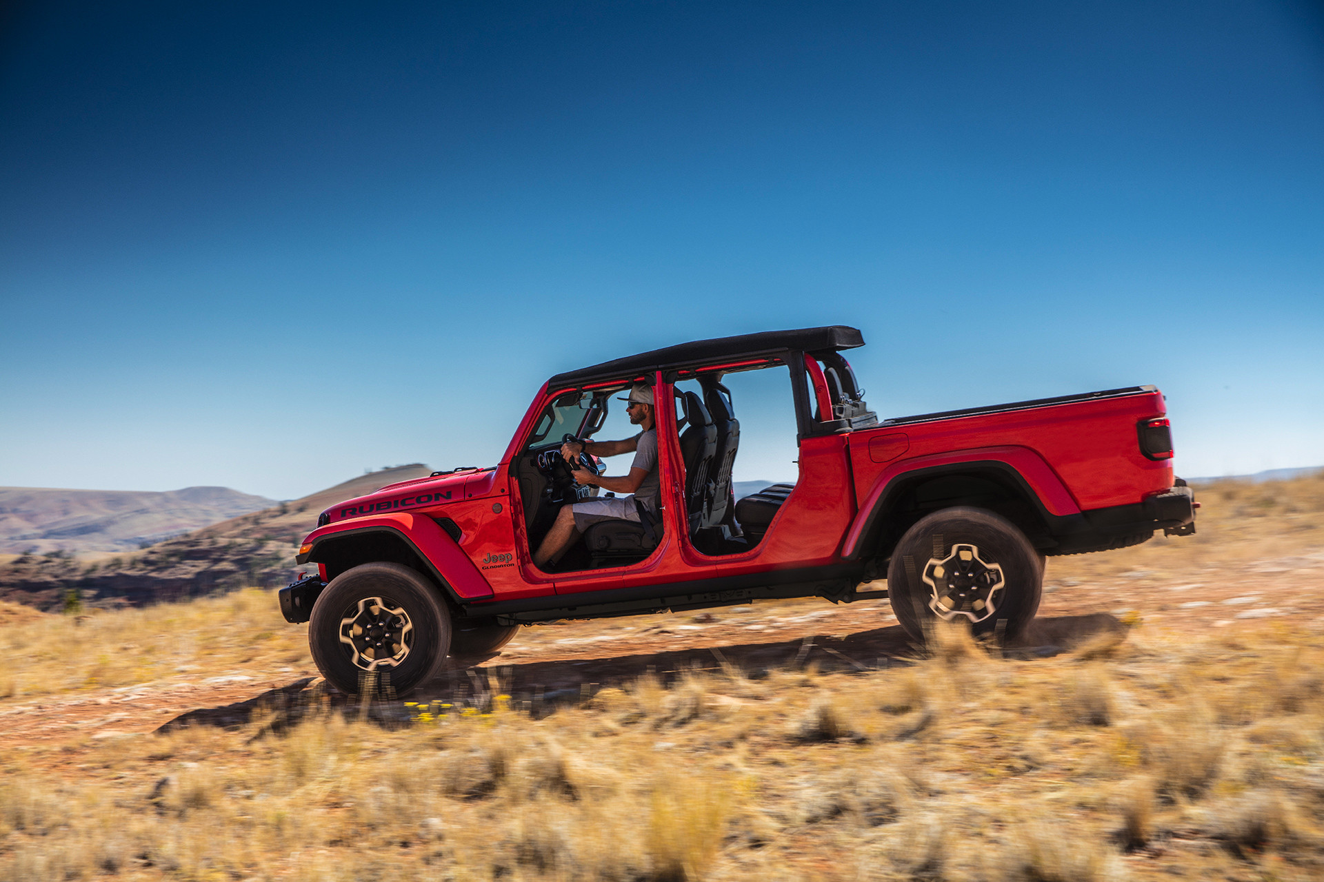 2016 Jeep Gladiator >> All New 2020 Jeep Gladiator Exterior Gallery Jeep Canada