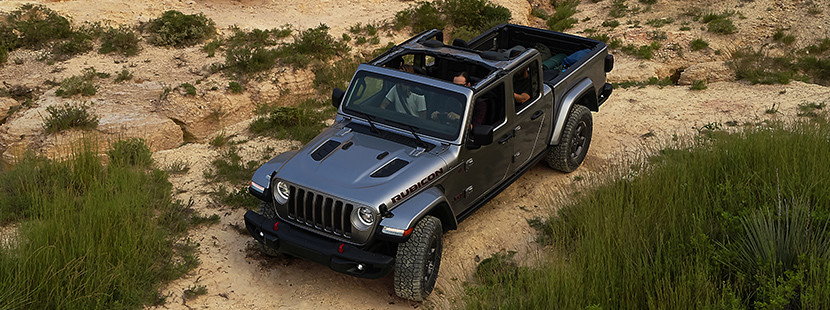 All-New 2020 Jeep Gladiator - It's Finally Here | Jeep Canada