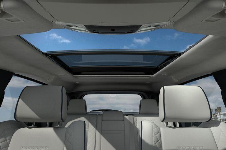 2018 Jeep Grand Cherokee SUV Commandview Dual Pane Panoramic Sunroof