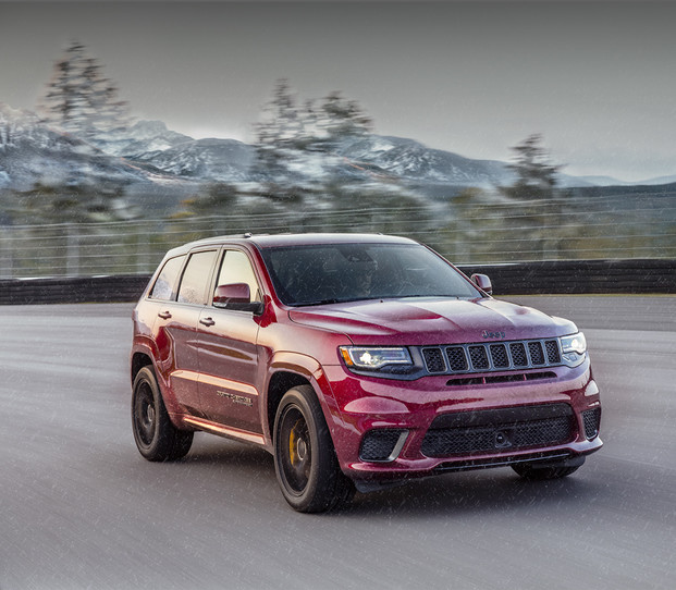 2018 Jeep Grand Cherokee SUV Most Awarded SUV Ever