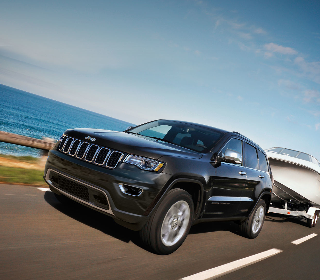 2019 Jeep Grand Cherokee - Most Awarded SUV Ever | Jeep Canada