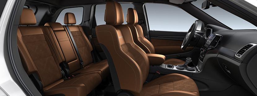 Jeep Grand Cherokee 2020 Le Vus Le Plus Prime De Tous Les