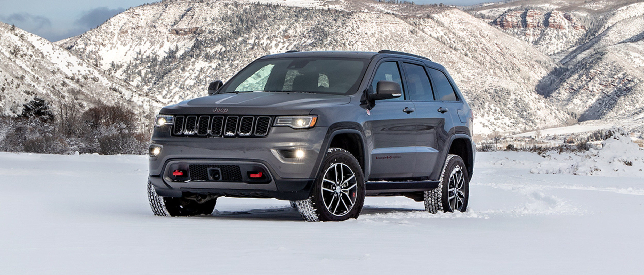 New Jeep Suv 4x4 Deals In Ontario Jeep Canada