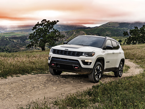 2018 Jeep Vehicle Recommender to help you find the right 4x4 vehicle for you