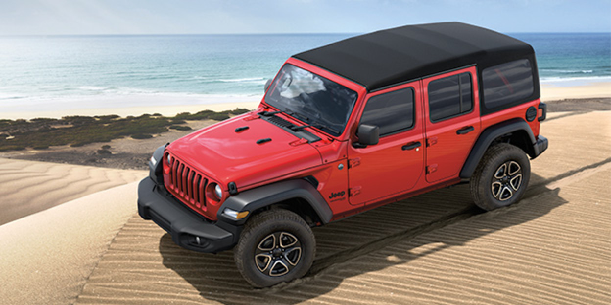 Jeep Off-Road Vehicles | Jeep Canada