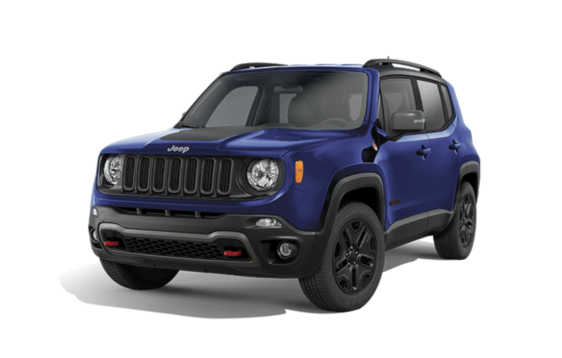 2018 Jeep Renegade Small Suv