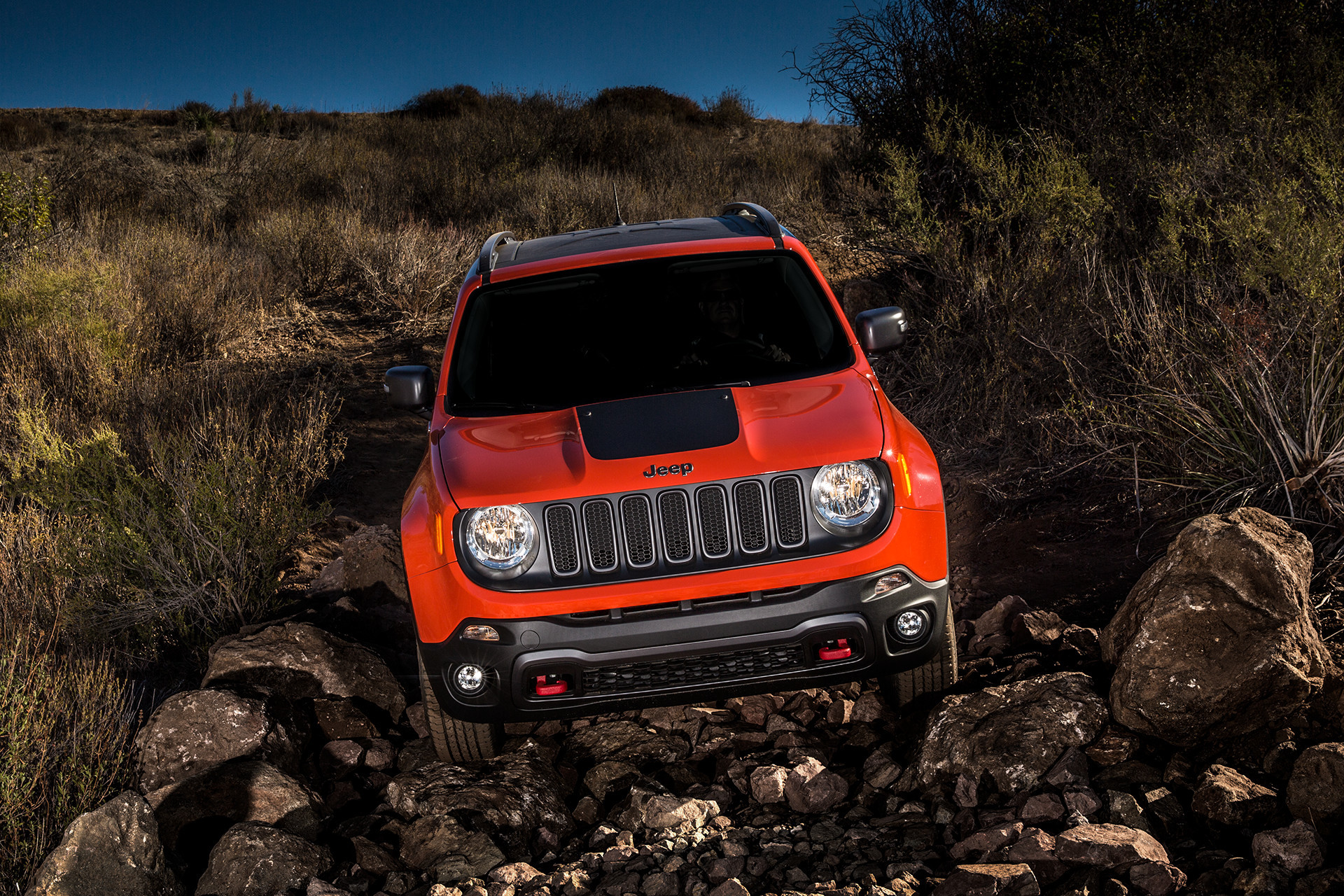 2018 Jeep Renegade Selec-Terrain Traction Management