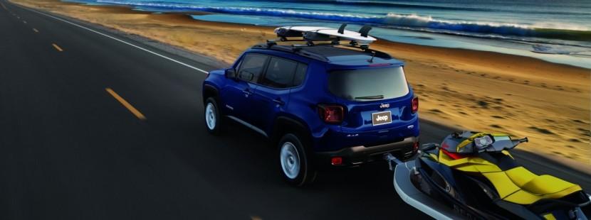 2019 Jeep Renegade - Small SUV | Jeep Canada
