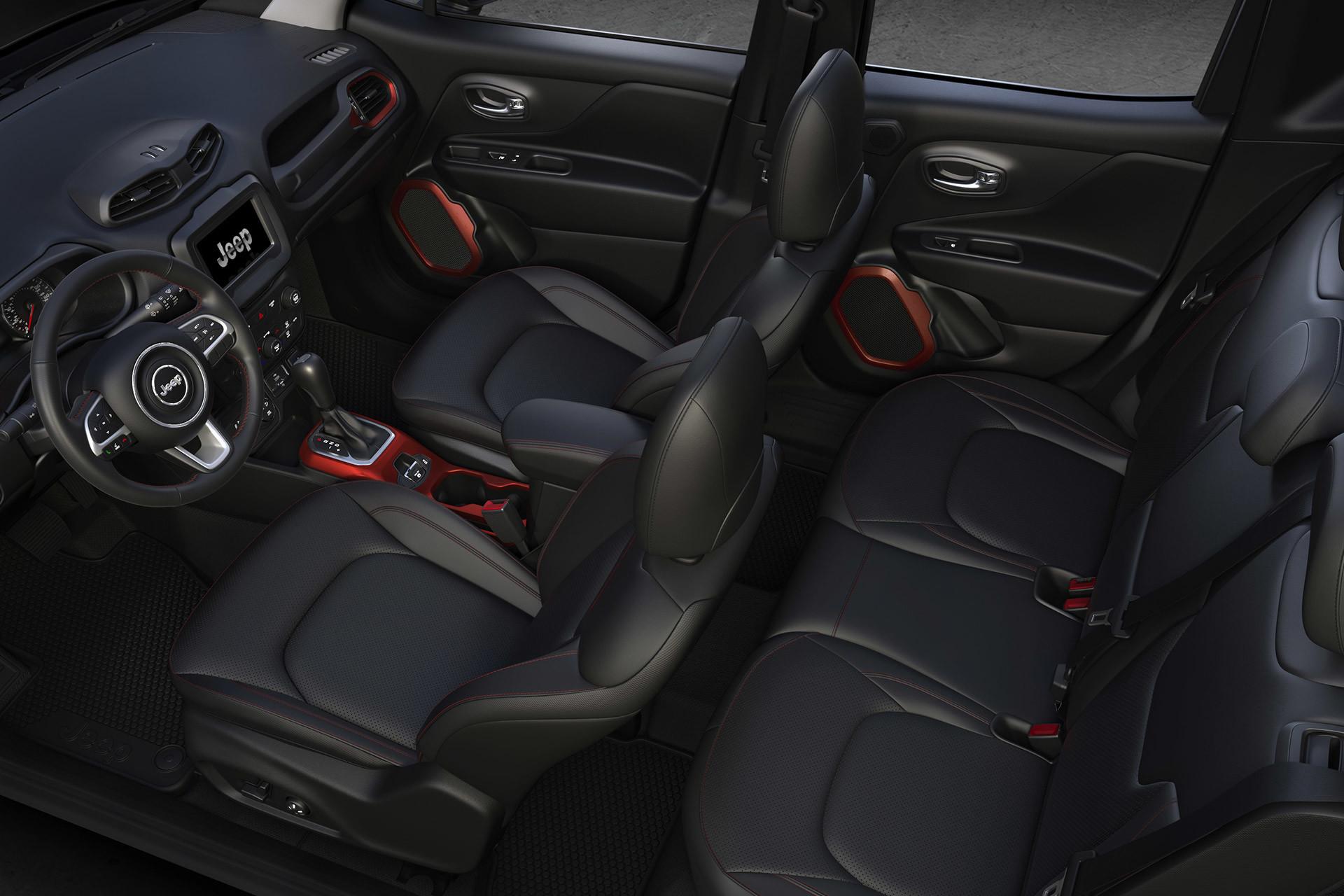 2020 Jeep Renegade Interior Exterior Design Jeep Canada