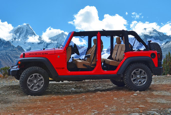 Removable Doors. Standard On All Jeep® Wrangler ...
