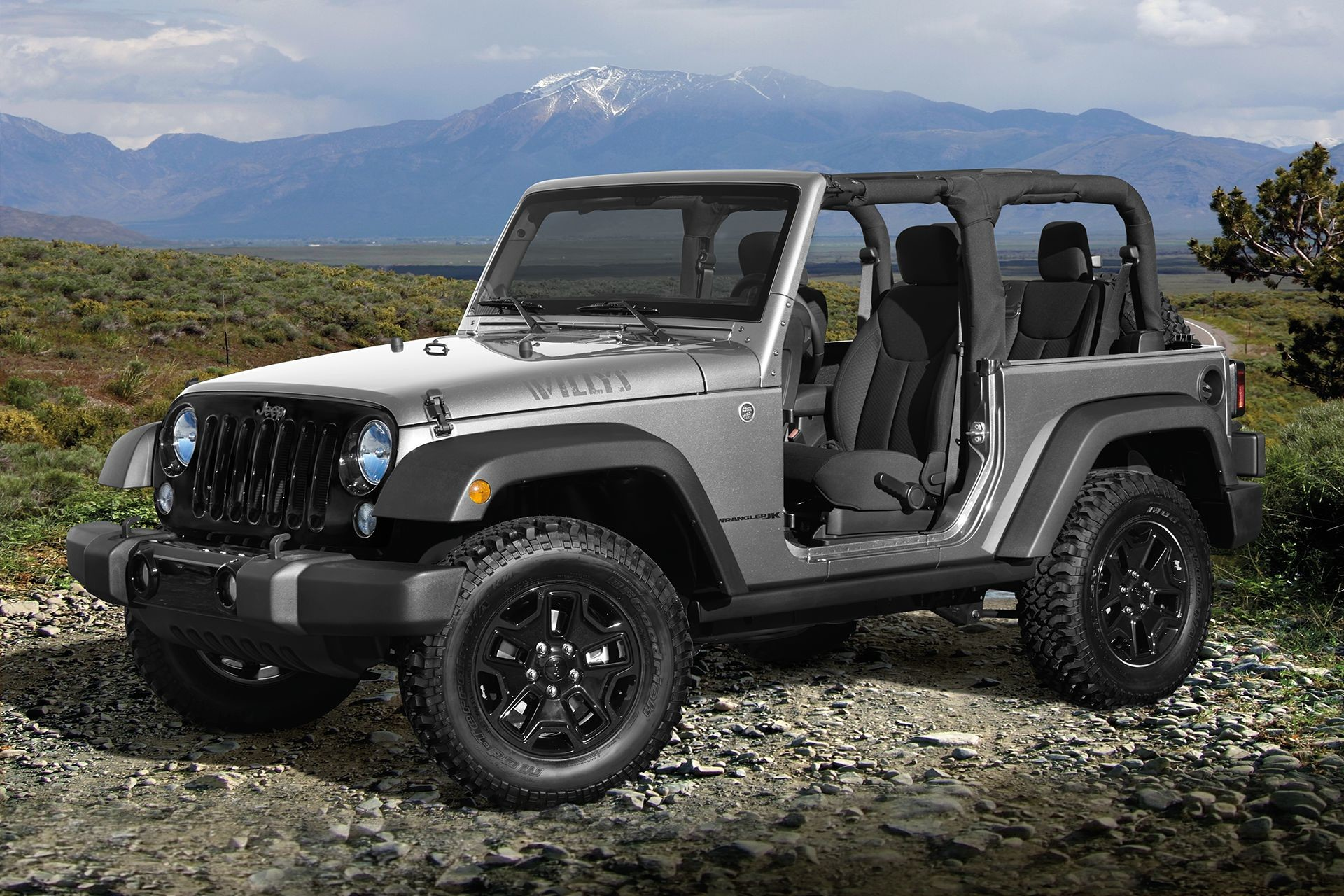 2018 Jeep Wrangler Trail Rated 4x4 | Jeep Canada