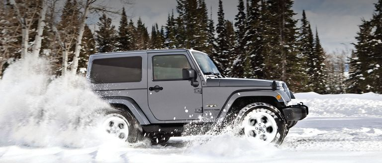 2018 Jeep Wrangler Trail Rated 4x4 Canada
