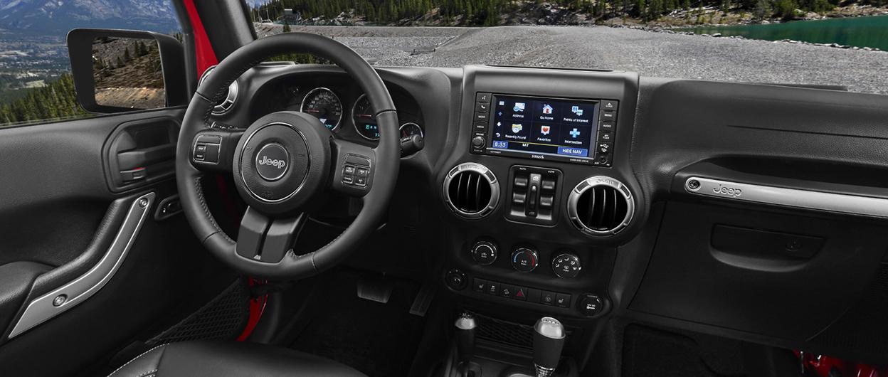 Jeep Wrangler Interior >> 2018 Jeep Wrangler Interior Gallery Jeep Canada