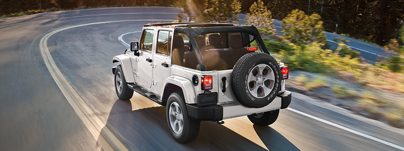 Jeep Wrangler 2018 Electronic Stability Control System