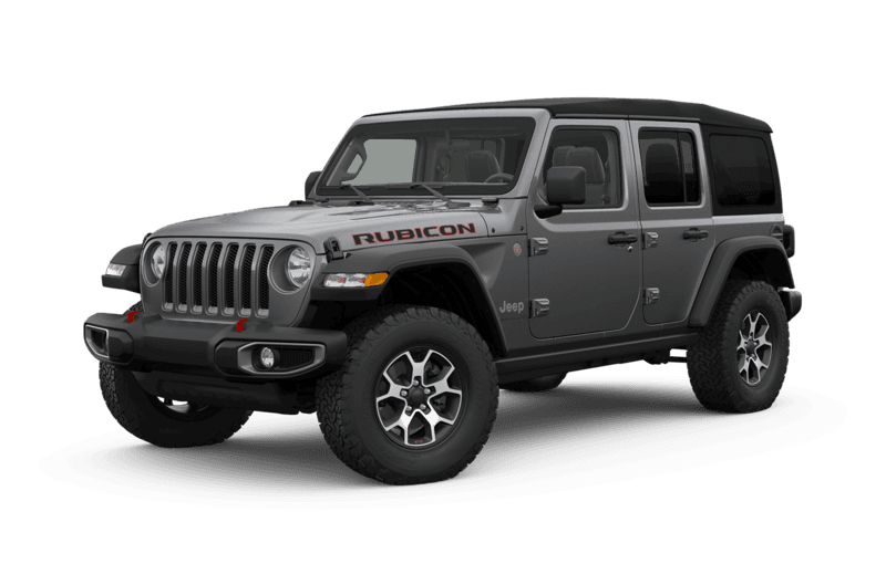 All-New 2018 Jeep Wrangler JL | Jeep Canada