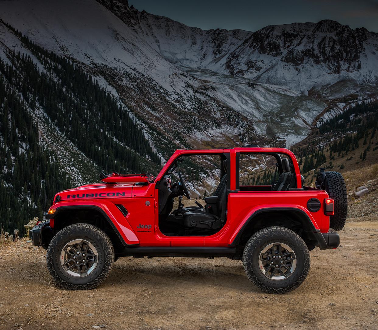 All-New 2018 Jeep Wrangler JL | Jeep Canada