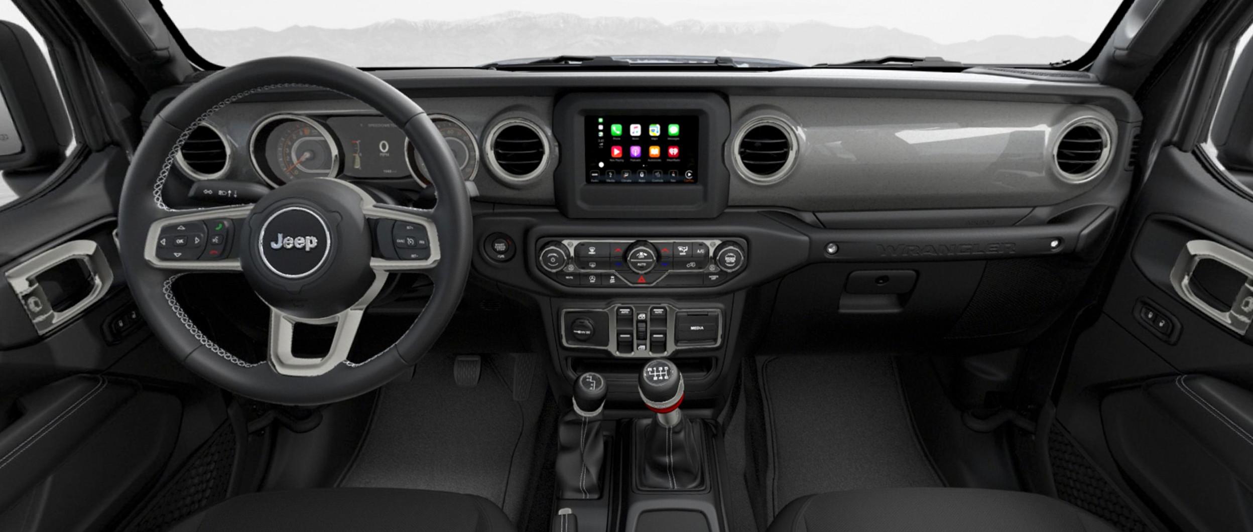 Jeep Wrangler Interior >> 2019 Jeep Wrangler Interior Gallery Jeep Canada