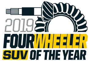 The Jeep Wrangler Unlimited Rubicon is Four Wheeler's 2019 SUV of the year